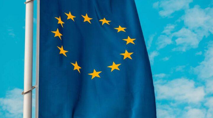 Actualité drapeau de l'Europe