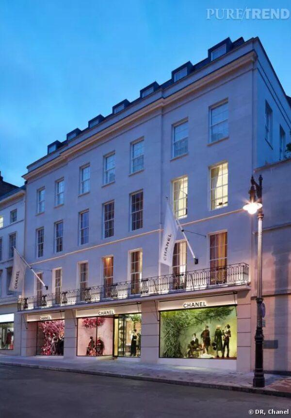 Store Chanel à Londre
