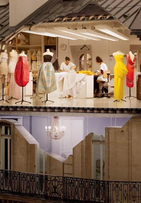 Ateleir Dior Couture