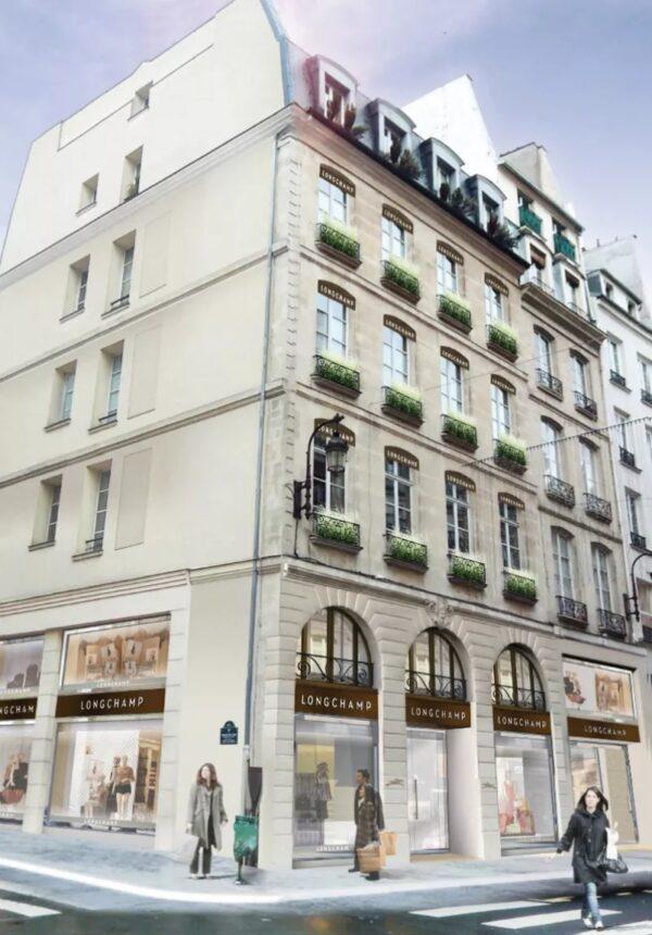 Adresse Longchamp