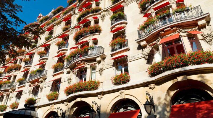 Hôtel Plazza Athénée