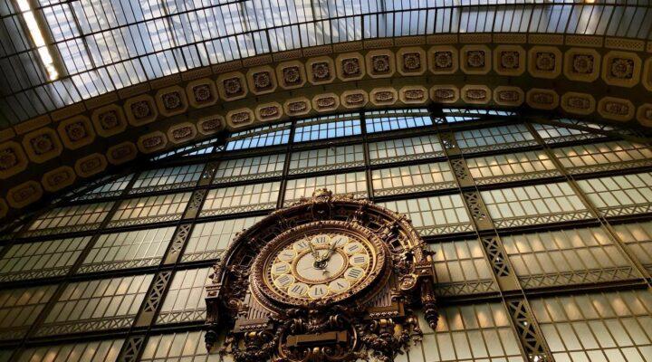 Horloge du Musée d'Orsay