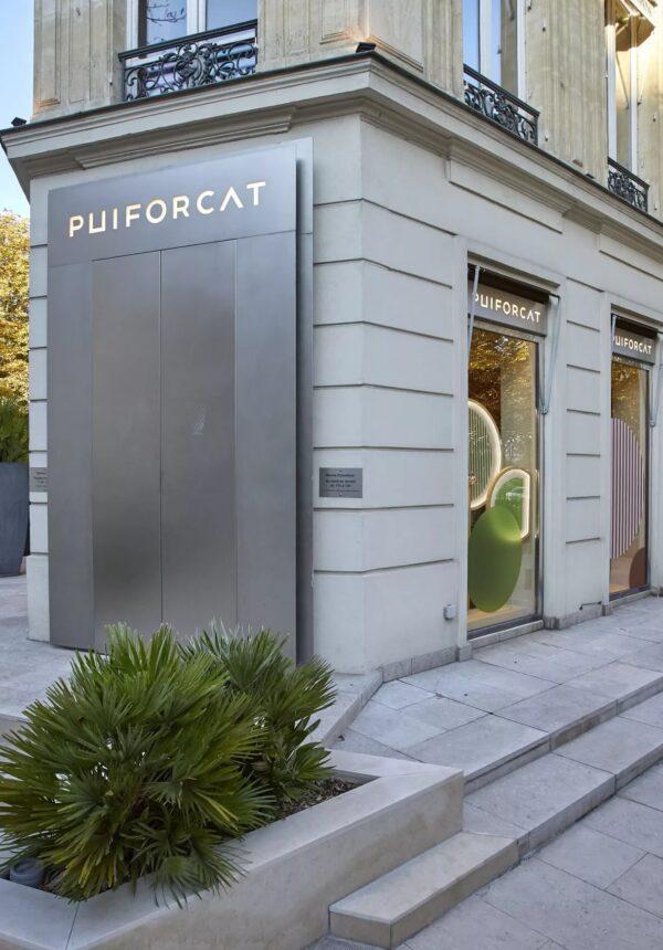 Adresse Puiforcat