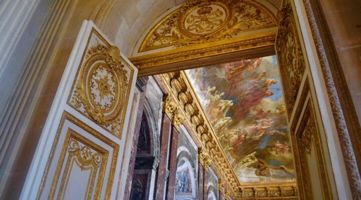 Actualité Les Châteaux de Versailles et Fontainebleau