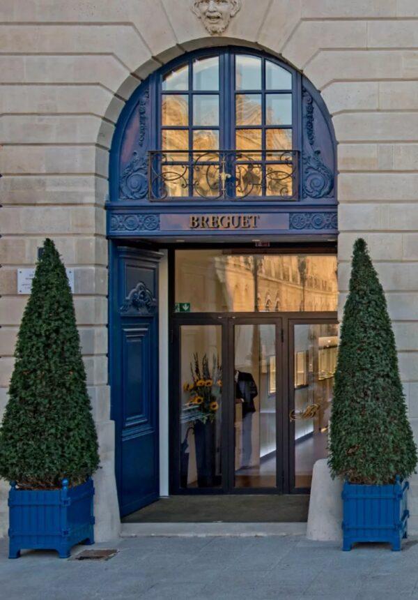 Adresse Breguet