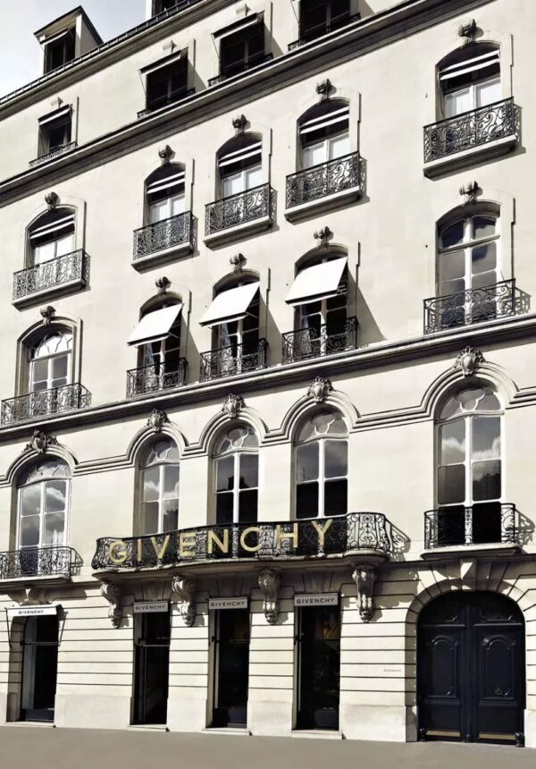 Adresse Givenchy