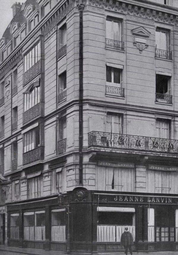 Immeuble Lanvin