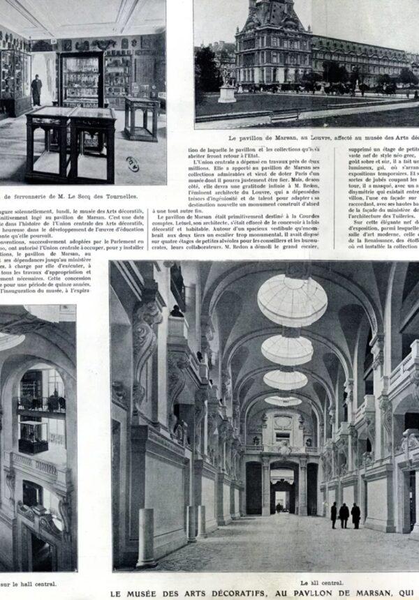 Adresse MAD Le Musée des Arts décoratifs