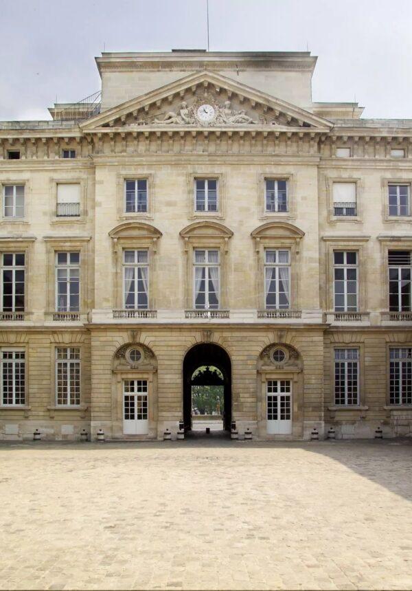 Cour La monnaie de Paris
