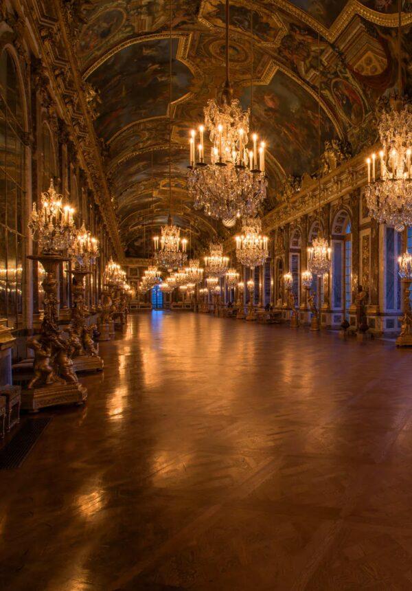 Lustres Château de Versailles