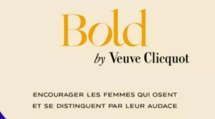 bold by Veuve Clicquot