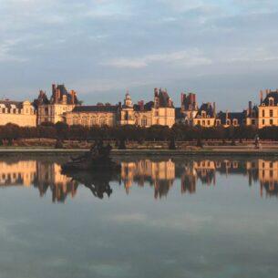 Immersion Chateau de Fontainebleau