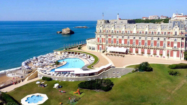 Immersion Hotel du Palais