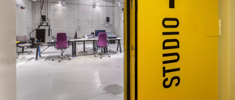 Le studio IRCAM