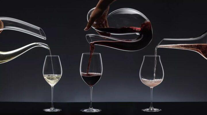 Verre de vin Riedel