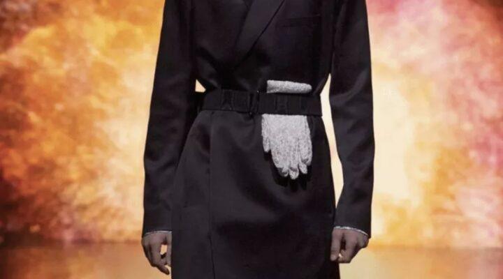 Mannequin Dior
