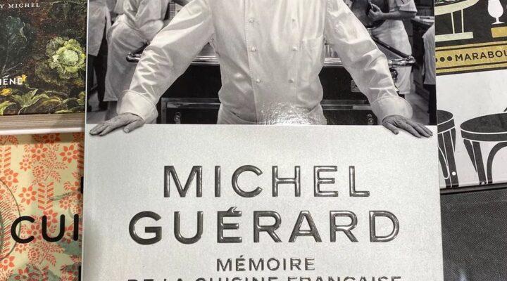 livre Michel Guérard