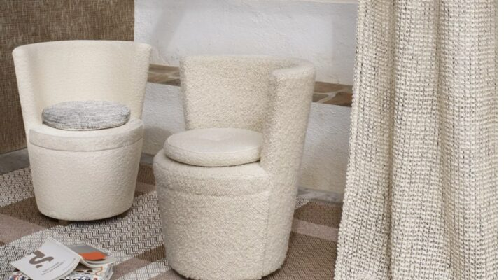 fauteuils Pierre Frey