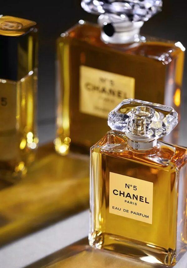Signature parfum Chanel