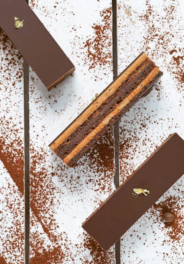 Dessert chocolat Dalloyau