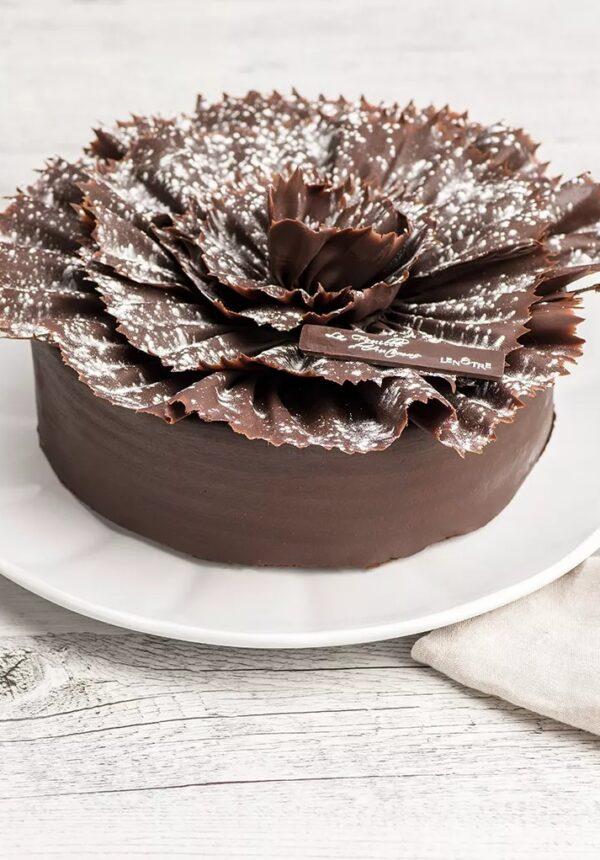 Patisserie chocolat Lenôtre