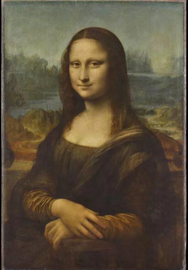 Portrait de La Joconde