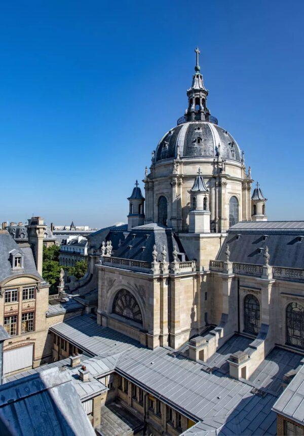 La Sorbonne Vues depuis la Tour de Physique