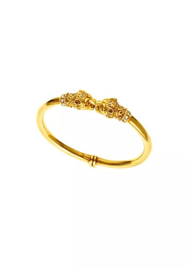 Bracelet en or Zolotas