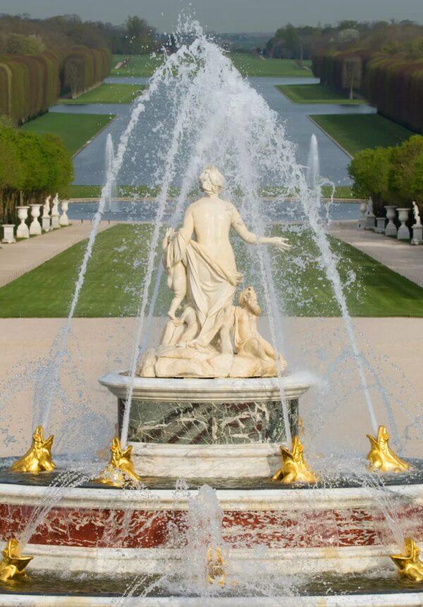 Château de Versailles fontaine